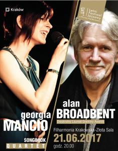 Alan Broadbent & Georgia Mancio