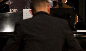 Koncert skrzypków jazzowych